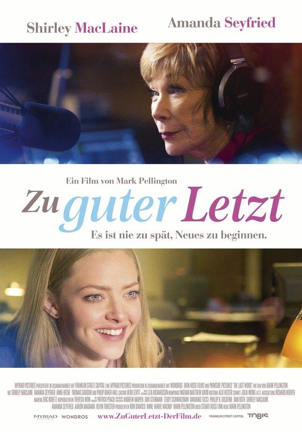 Plakat: ZU GUTER LETZT