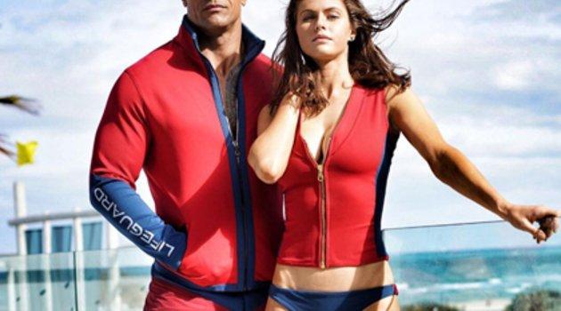 """""""Baywatch"""": Das müsst ihr über Alexandra Daddario wissen Poster"""