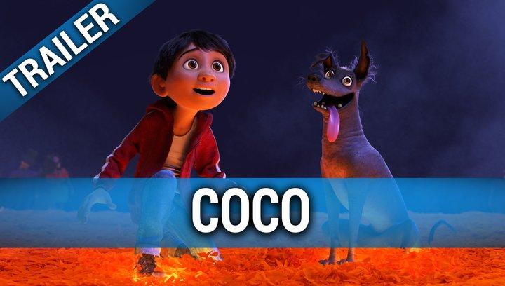 Coco - Lebendiger als das Leben! - Trailer Poster