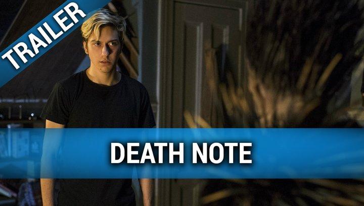 Death Note Haupt-Trailer Netflix Poster