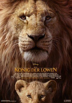 Plakat: König der Löwen