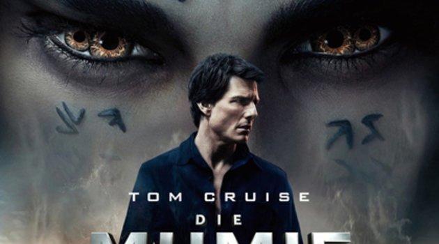 """""""Die Mumie"""" Kritik: Tom Cruise liefert einen soliden Auftakt für das Dark Universe Poster"""