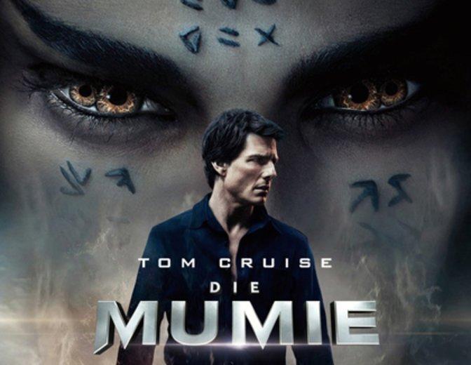 Die Mumie 2017 Tom Cruise Poster