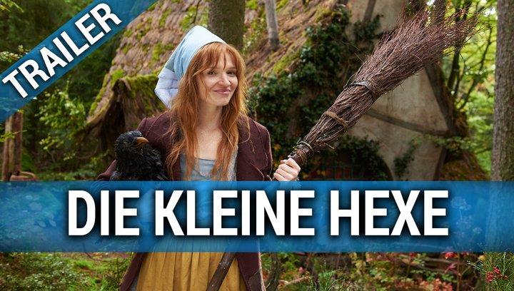 Die kleine Hexe - Trailer Poster