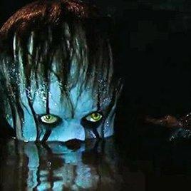 """Neuer """"Es""""-Clown jagte den Kinderdarstellern ordentlich Angst ein"""