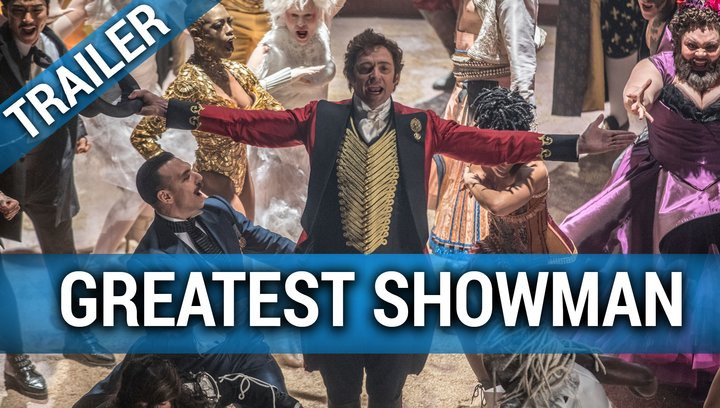 The Greatest Showman - Trailer Poster