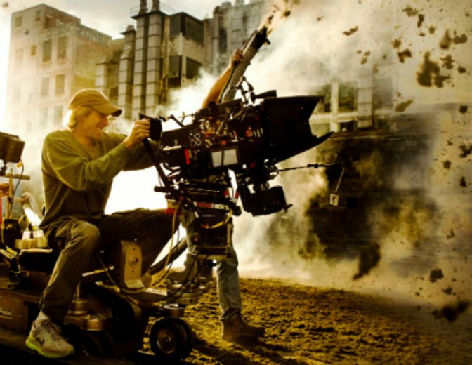 Michael Bay Transformers Ära des Untergangs