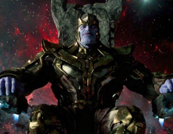 Thanos Josh Brolin Avengers Marvel MCU