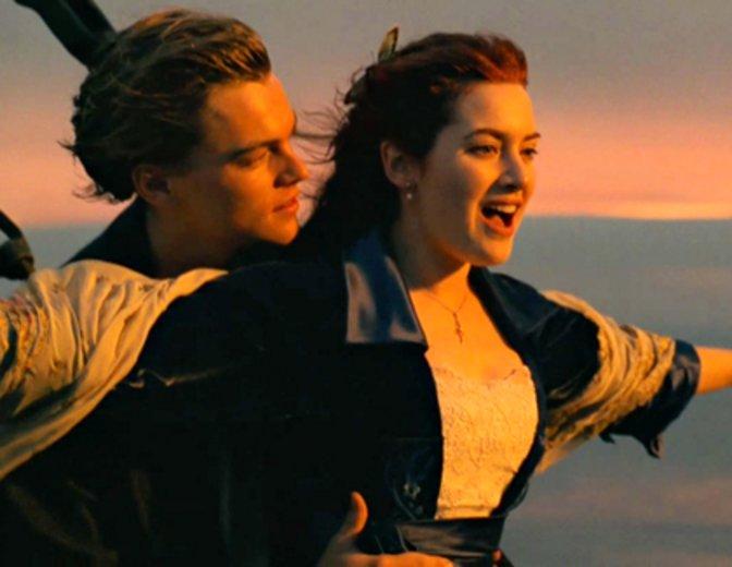 Titanic 1997 Leonardo DiCaprio Kate Winslet