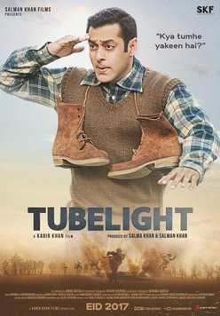 Tubelight Poster