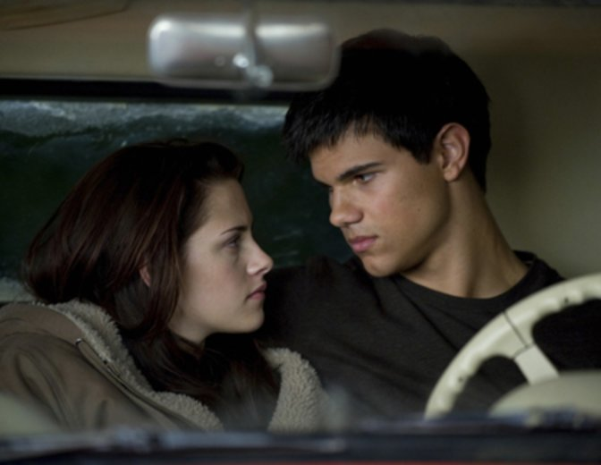 Twilight Jacob Bella Taylor Lautner Kristen Stewart