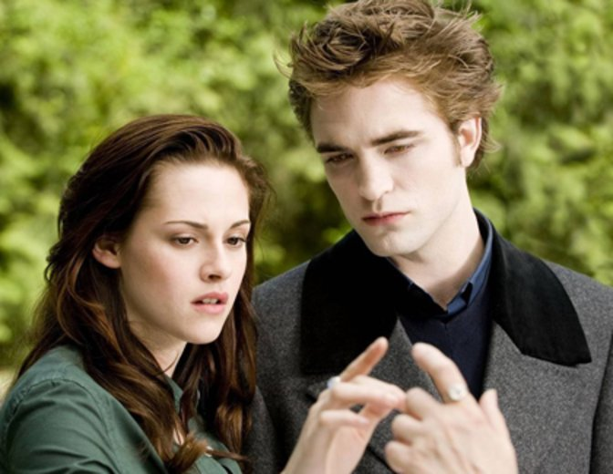 Twilight Kristen Stewart Robert Pattinson