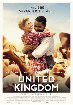 A United Kingdom Poster