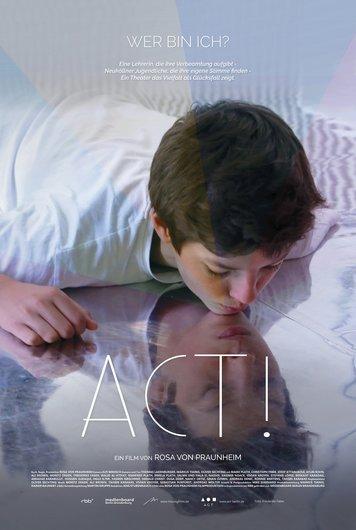 ACT! - Wer bin ich? Poster