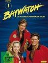 Baywatch - Die Rettungsschwimmer von Malibu, Staffel 1 Poster