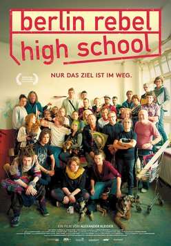 Berlin Rebel High School Poster