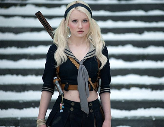 "Emily Browning in ""Sucker Punch"" © Warner"