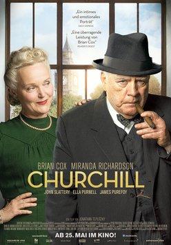 Churchill Poster