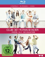 Club der roten Bänder, Staffel 1 & 2 - Die Collection Poster