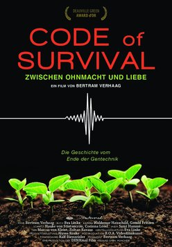 Code of Survival - Die Geschichte vom Ende der Gentechnik Poster