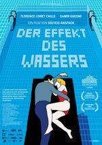 Der Effekt des Wassers Poster
