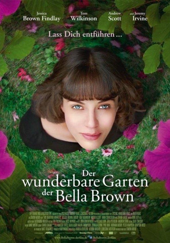 Plakat: DER WUNDERBARE GARTEN DER BELLA BROWN