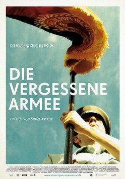Die vergessene Armee Poster
