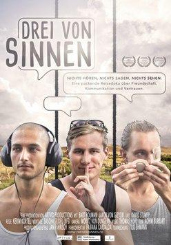 Drei von Sinnen Poster