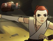 """Star Wars: Forces of Destiny"": Free-TV-Premiere & erste Episoden online"