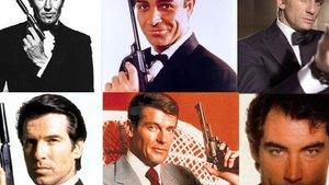 Alle James Bond-Darsteller in der Übersicht: Sean Connery, Roger Moore & Co.