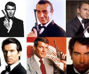 Die James Bond-Darsteller im Überblick: Sean Connery, Roger Moore & Co.