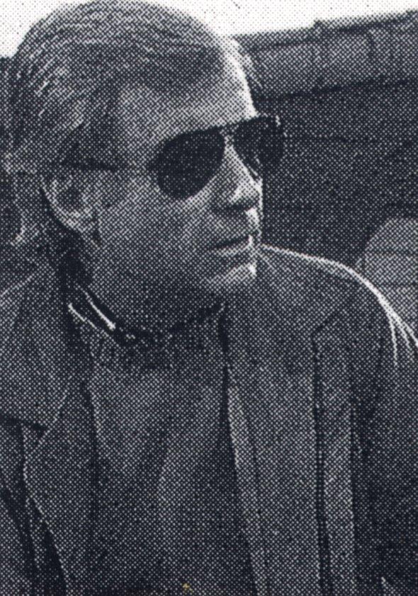 John G. Avildsen Poster