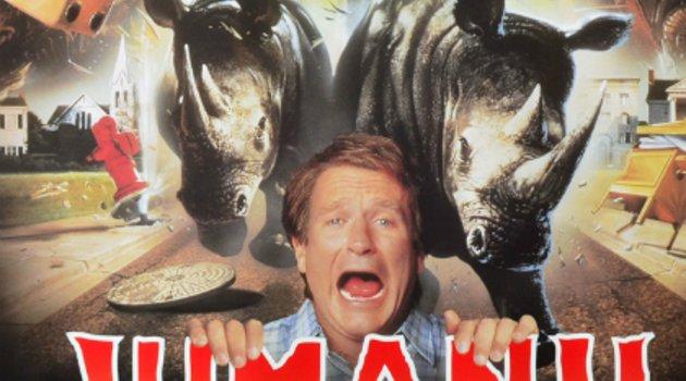 """""""Jumanji 2"""": So wird Robin Williams in der Fortsetzung gewürdigt!  Poster"""