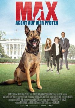 Max - Agent auf vier Pfoten Poster