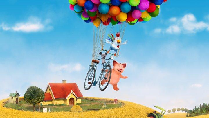 Mullewapp - Eine schöne Schweinerei - Trailer Poster