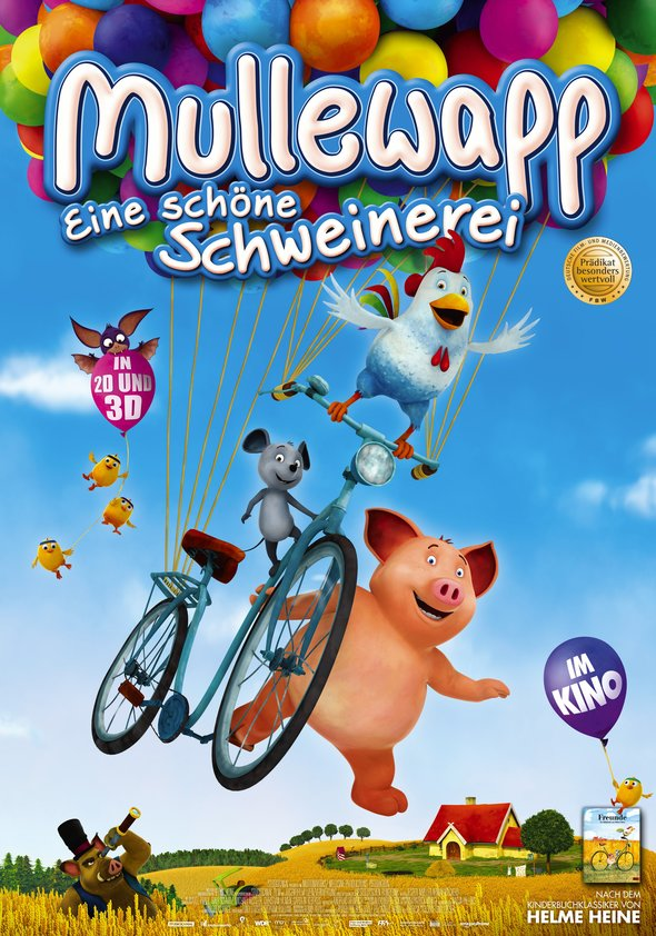 Mullewapp - Eine schöne Schweinerei Poster