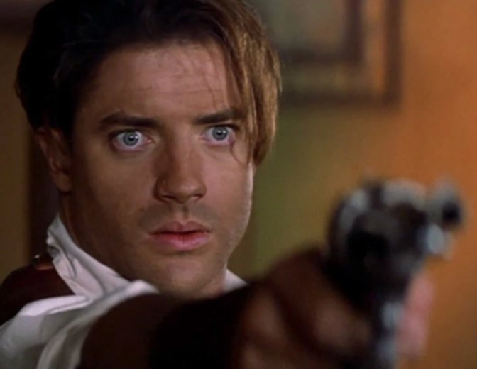 "Brendan Fraser in ""Die Mumie"" © AVU / TV Movie Edition"