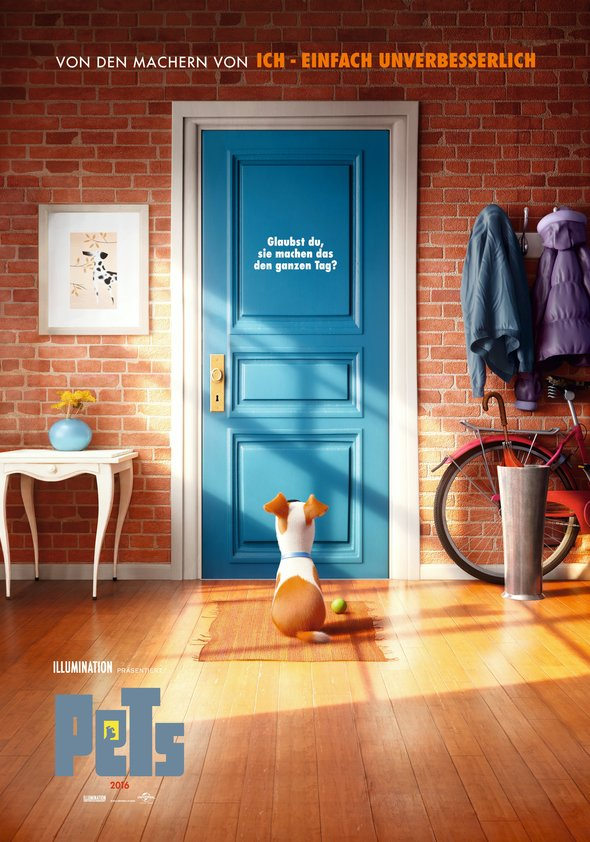 Pets Poster