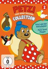 Petzi und seine Freunde Collection 2 - Petzi und der Hufschmied / Petzi lernt fliegen Poster