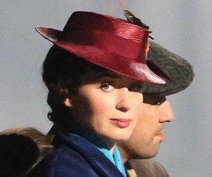 """""""Mary Poppins"""" : Neue Bilder zur Fortsetzung veröffentlicht"""