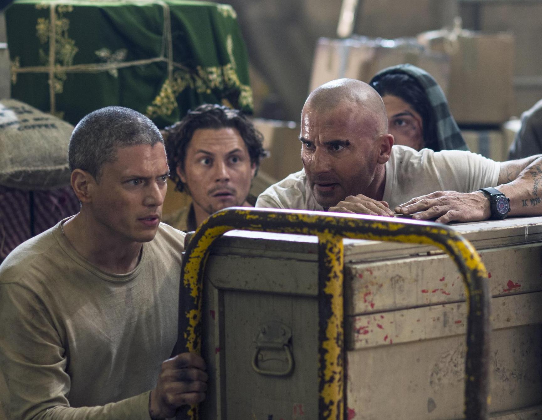 Prison Break Staffel 5 Deutsch Stream
