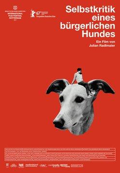 Selbstkritik eines bürgerlichen Hundes Poster