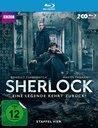 Sherlock - Eine Legende kehrt zurück! Staffel vier Poster