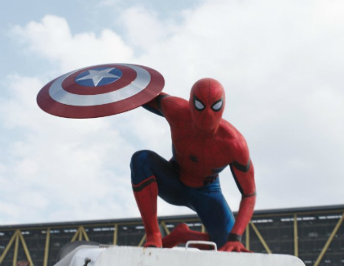Spider Man will zu den Avengers © Disney/Marvel