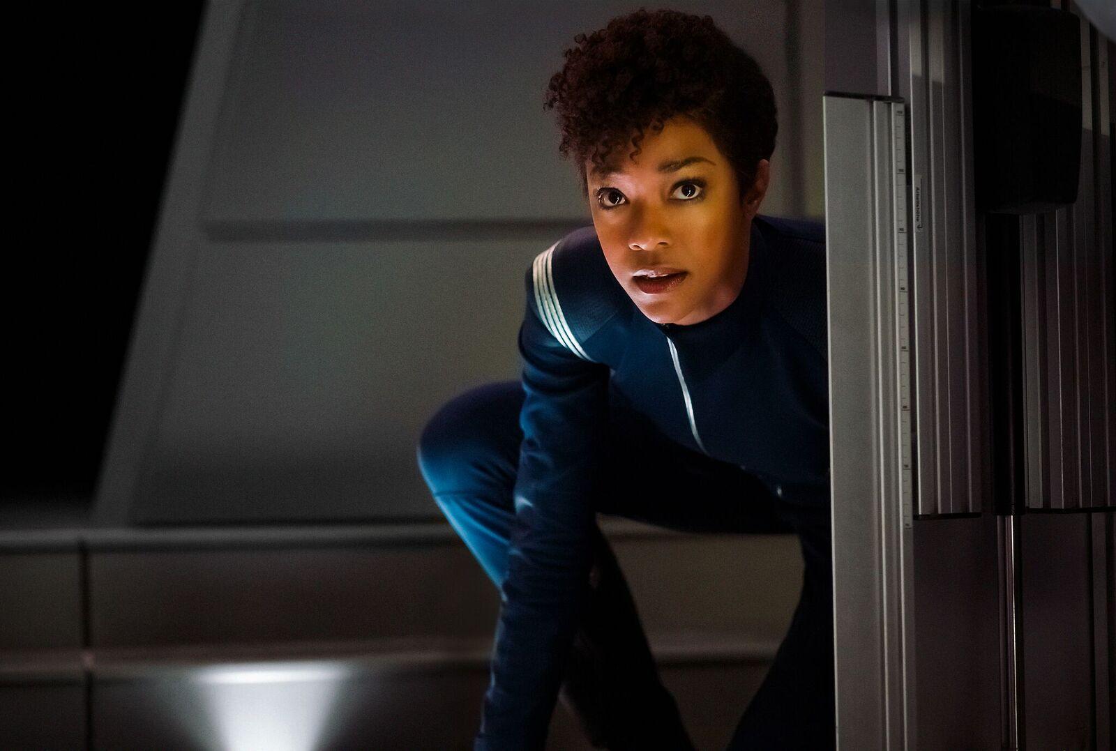 Krieg mit den Klingonen im neuen Trailer zu