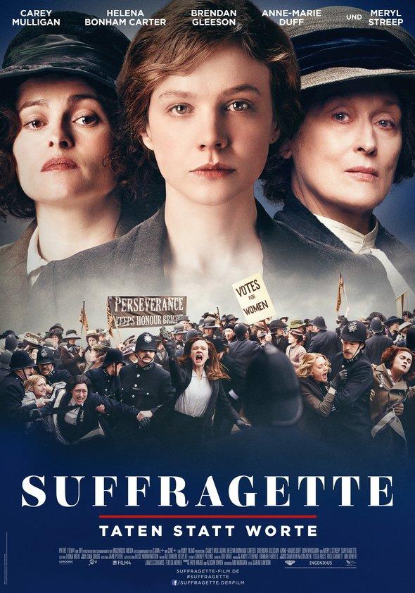Suffragette - Taten statt Worte Poster