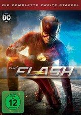 The Flash - Die komplette zweite Staffel Poster