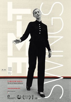 Timeswings - The Art of Hanne Darboven Poster