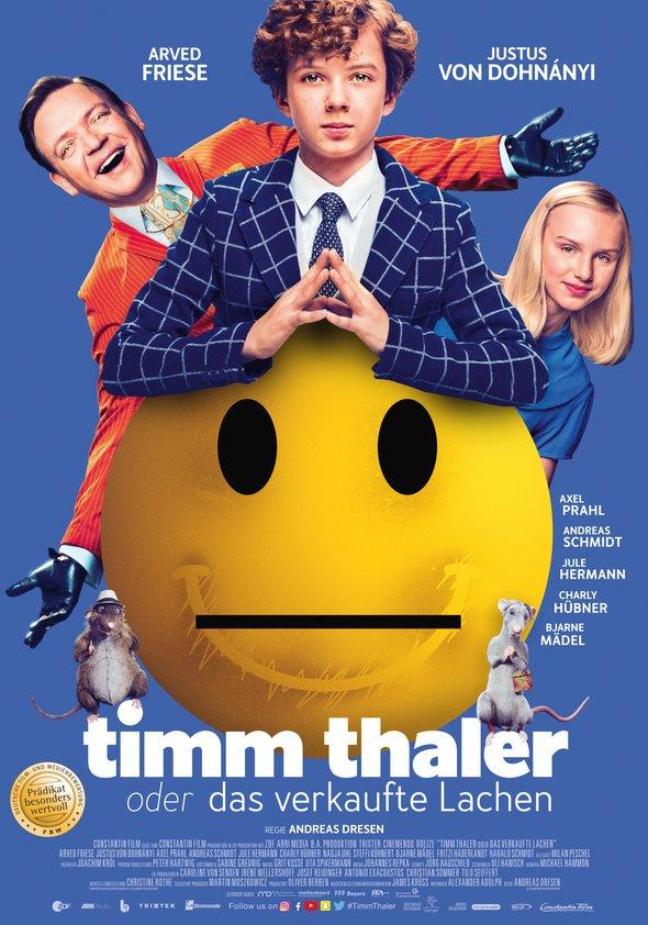 Timm Thaler oder das verkaufte Lachen Poster
