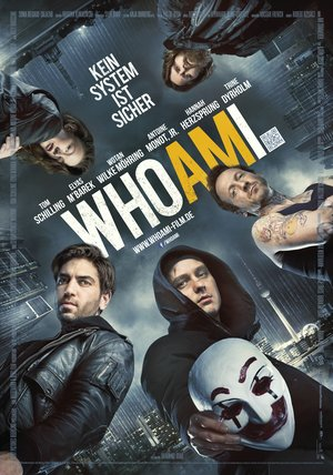 Who Am I - Kein System ist sicher Poster